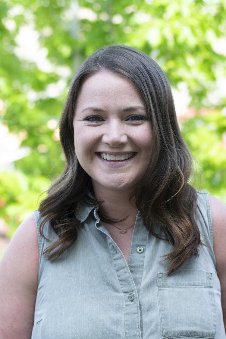 Family Promise Director Courtney Jensen