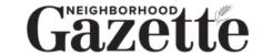 The official logo of the Neighborhood Gazette