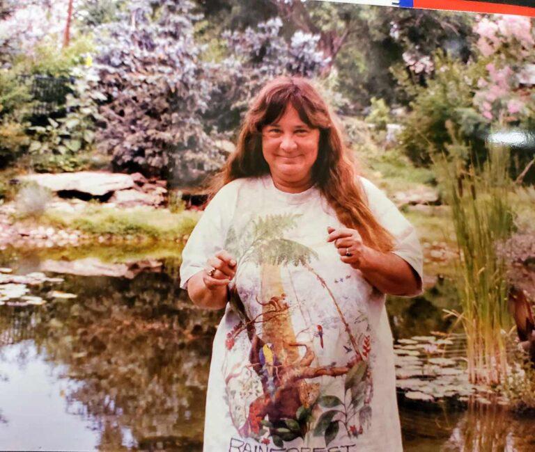 Longtime Wheat Ridge resident Karin Heine